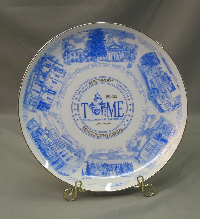 Commemorative Church Plates